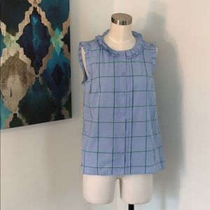 NWT Jcrew sleeveless blouse